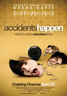 Accidents Happen - 27 x 40 Movie Poster - Style A