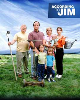 According to Jim - 11 x 14 Movie Poster - Style A