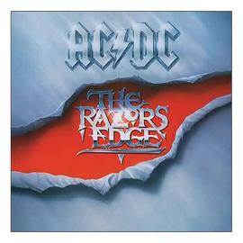 AC/DC: Let There Be Rock - The Razor's Edge Canvas Print