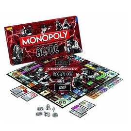 AC/DC: Let There Be Rock - Collector's Edition Monopoly