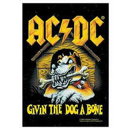 AC/DC: Let There Be Rock - Give The Dog a Bone Fabric Poster Wall Hanging