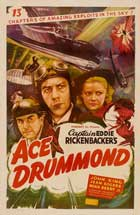 Ace Drummond - 11 x 17 Movie Poster - Style B