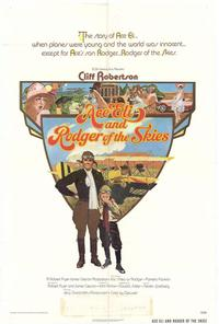 Ace Eli and Rodger of the Skies - 11 x 17 Movie Poster - Style B