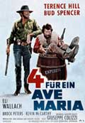 Ace High - 11 x 17 Movie Poster - German Style A