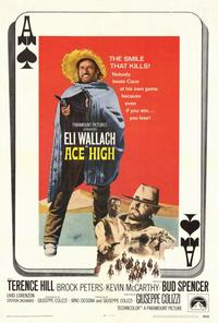 Ace High - 27 x 40 Movie Poster - Style A