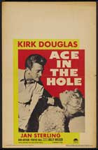 Ace in the Hole - 11 x 17 Movie Poster - Style C