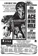 Ace in the Hole - 11 x 17 Movie Poster - Style E