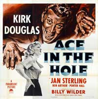 Ace in the Hole - 40 x 40 - Movie Poster - Style A