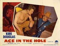Ace in the Hole - 11 x 14 Movie Poster - Style G
