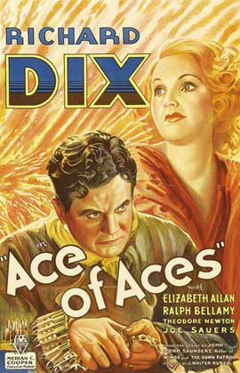 Ace of Aces - 11 x 17 Movie Poster - Style B