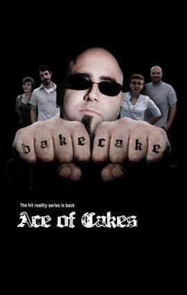 Ace of Cakes - 11 x 17 TV Poster - Style A