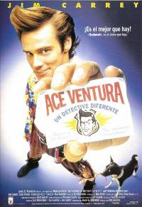 Ace Ventura: Pet Detective - 11 x 17 Movie Poster - Spanish Style B