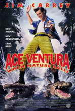 Ace Ventura: When Nature Calls - 11 x 17 Movie Poster - Style A
