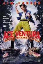 Ace Ventura: When Nature Calls - 27 x 40 Movie Poster - Style A