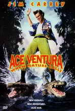 Ace Ventura: When Nature Calls - 27 x 40 Movie Poster - Style B