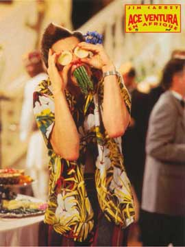 Ace Ventura: When Nature Calls - 11 x 14 Poster French Style E
