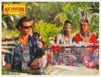 Ace Ventura: When Nature Calls - 11 x 14 Poster French Style I