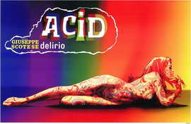 Acid - 11 x 17 Poster - Foreign - Style A