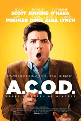 A.C.O.D. - 11 x 17 Movie Poster - Style A
