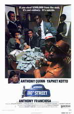 Across 110th Street - 11 x 17 Movie Poster - Style A