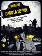 Across 110th Street - 11 x 17 Movie Poster - French Style A