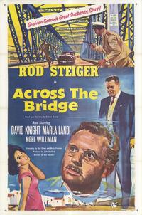 Across the Bridge - 27 x 40 Movie Poster - Style A