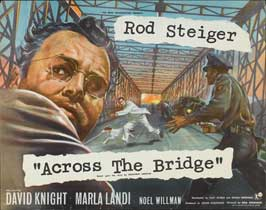 Across the Bridge - 11 x 14 Movie Poster - Style A