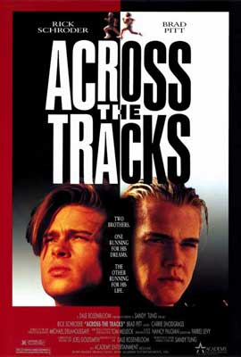 Across the Tracks - 11 x 17 Movie Poster - Style A