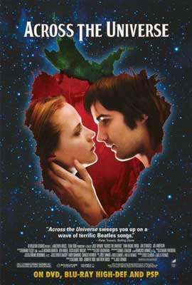 Across the Universe - 27 x 40 Movie Poster - Style B