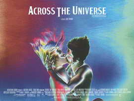 Across the Universe - 30 x 40 Movie Poster - Style A