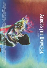 Across the Universe - 43 x 62 Movie Poster - Bus Shelter Style C