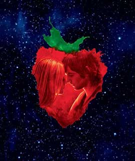 Across the Universe - 11 x 17 Movie Poster - Style E
