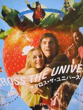 Across the Universe - 11 x 17 Movie Poster - Japanese Style A