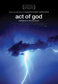 Act of God - 27 x 40 Movie Poster - Style A