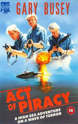 Act of Piracy - 27 x 40 Movie Poster - UK Style A