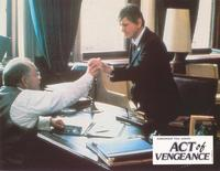 Act of Vengeance - 11 x 14 Poster French Style E