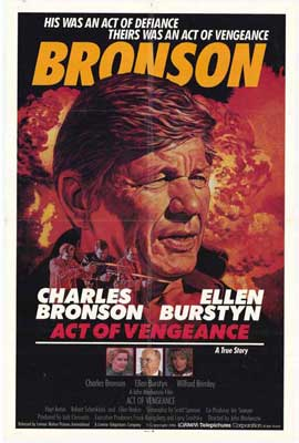 Act of Vengeance - 27 x 40 Movie Poster - Style A