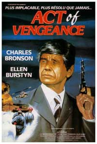 Act of Vengeance - 11 x 17 Movie Poster - French Style A