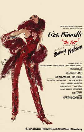 The Act (Broadway) - 27 x 40 Movie Poster - Style A