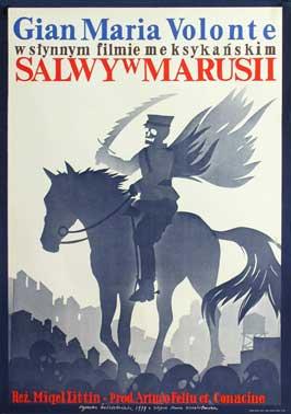 Actas de Marusia - 11 x 17 Movie Poster - Polish Style A