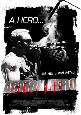 Action Hero - 43 x 62 Movie Poster - Bus Shelter Style A
