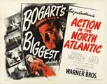 Action in the North Atlantic - 22 x 28 Movie Poster - Half Sheet Style A