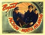 Action in the North Atlantic - 11 x 14 Movie Poster - Style B