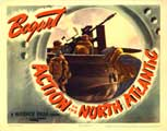 Action in the North Atlantic - 11 x 14 Movie Poster - Style E