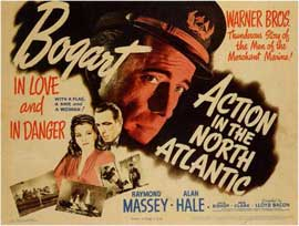 Action in the North Atlantic - 11 x 14 Movie Poster - Style A