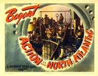 Action in the North Atlantic - 11 x 14 Movie Poster - Style D