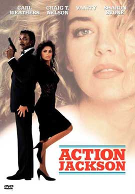 Action Jackson - 27 x 40 Movie Poster - Style B