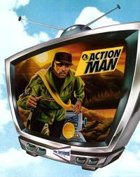Action Man - 8 x 10 Color Photo #1