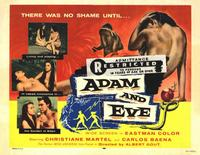 Adam and Eve - 11 x 14 Movie Poster - Style A