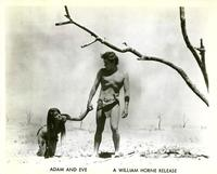Adam and Eve - 8 x 10 B&W Photo #1